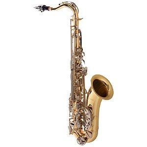Saxofone Sax Tenor Eagle Sib (Bb) ST503LN Laqueado Com Case