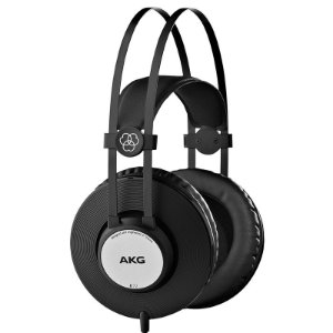 AKG K72 Fone de Ouvido Headphone Over Ear Preto