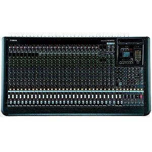 Mesa De Som Profissional Yamaha MGP32X Analógica 32 Canais BiVolt