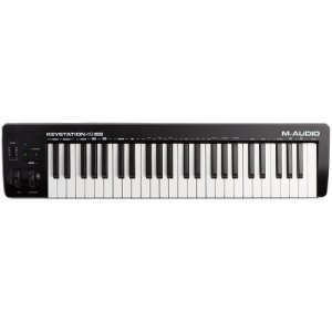 Teclado Midi Controlador Keystation M-Audio MK3 49 Teclas