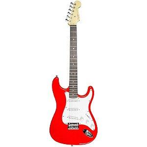 Guitarra Squier fender Stratocaster Mainstream 558 Vermelha