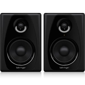Monitor De Áudio Ativo 150W Behringer Studio 50 USB Par