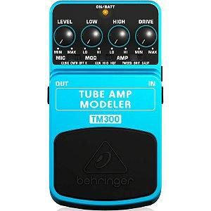 Pedal Guitarra Behringer TM300 Modulador De Amplificador