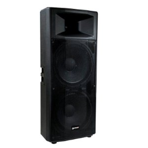 Caixa Ativa Acústica Lexsen LXX-215 Powerfull Bivolt