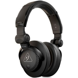 Headphone Profissional Dobrável Behringer HC-200 Over-Ear
