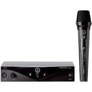 Microfone AKG PW45 VSET B2 Vocal De Mão Sem Fio