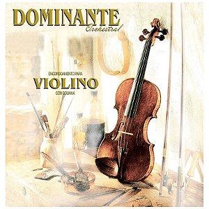 Encordoamento Violino 89 Dominante Orchestral