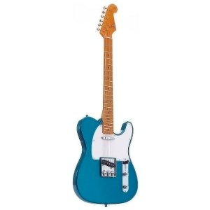 Guitarra Telecaster SX STL 50 Lake Pacific Blue Com Bag