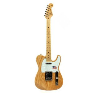 Guitarra Sx Stl ash Vintage Natural Telecaster