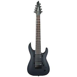 Guitarra 8 Cordas Jackson Dinky Arch Top Js32-8 Satin Black