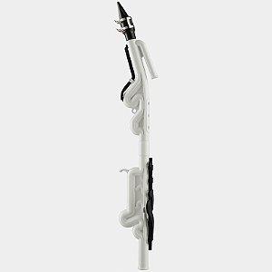 Venova Sax Alto Yamaha YVS-120 Branca