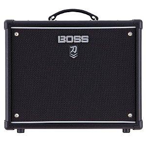 Amplificador Cubo Para Guitarra Boss KATANA 50 Watts MKII