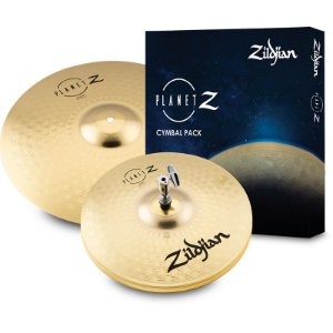 Kit De Pratos Zildjian Planet Z Zp1316 13 Hi-Hat 16 Crash