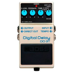 Pedal Guitarra Boss DD-3T Delay Digital
