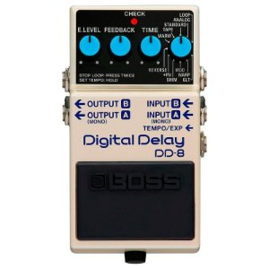 Pedal Guitarra Boss DD-8 Delay Digital