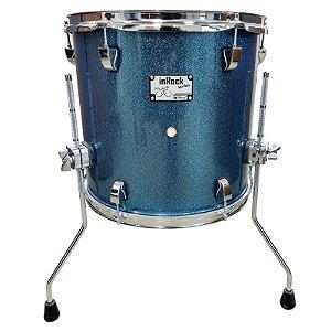 Surdo Odery InRock 16X15 Odery Blue Sparkle FT16IR-BS