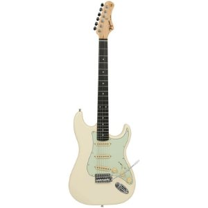 Guitarra Stratocaster Tagima tg-500 Olympic White