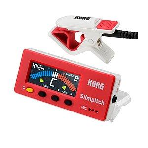 Afinador Digital Kork Slimpitch Slm-1cm Microfone Contato