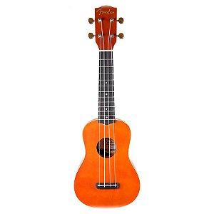 Ukulele Acústico Fender Hermosa Soprano 022 - Natural