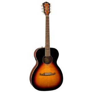 Violão Fender Concert Fa235e Indian Laurel 032 Tone Sunburst