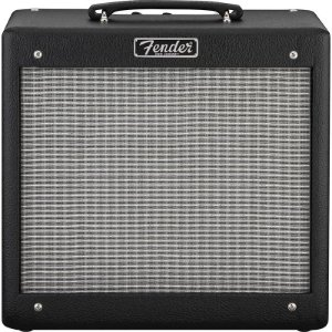 Amplificador De Guitarra Fender Blues Júnior III 120v 15w