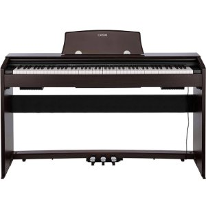 Piano Digital Casio Privia PX-770 BNC2 Marrom 88 Teclas
