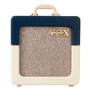 Amplificador Valvulado Vox Para Guitarra AC4C1-TV-BC Ltd Edition 4w Rms