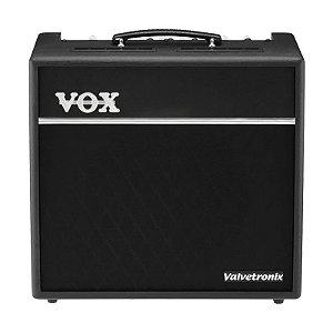 Amplificador Valvulado Vox Para Guitarra Valvetronix VT80+ 120w Rms