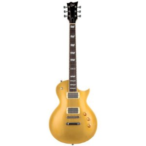 Guitarra Les Paul ESP LTD Metallic Gold EC-256