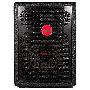 Caixa Leacs Usb Bluetooth FIT 160 Preta 150w Rms Ativa