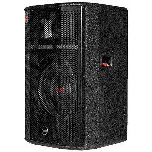 """Monitor Leacs Pulps 550 Plus Passivo 200w Rms 12"""" 8 Ohms Preto"""