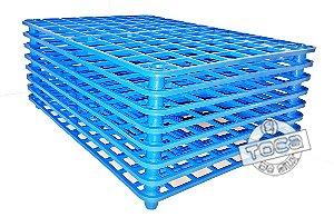 Secador Plástico Montável (bandeja unidade)