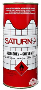 Solvente Vinílico 4800 Saturno