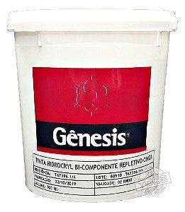 Tinta Hidrocryl Bi-Componente Refletivo Cinza Gênesis