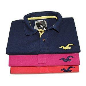 78ee1ae50165 Kit 3 Camisetas Basica Tommy Hilfiger