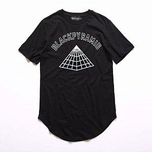 Camisa Black Pyramid longline