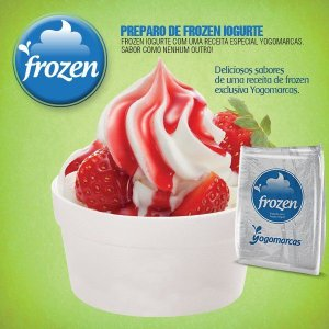 Base em Pó Frozen Yogurt Expresso Yogomarcas