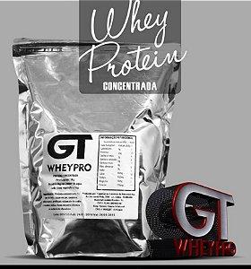 Whey Protein Concentrada GT Whey  Sabor Capuccino