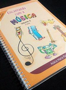 A10 - Encantando com a Música Volume 2 - Professor