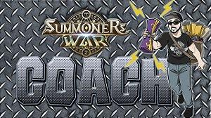 Coaching Mensal de Summoners War  + Troca de runas