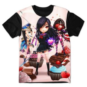 Camiseta de Summoners War : Silvia