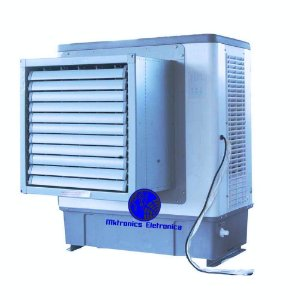 Climatizador Evaporativo para Loja Academia Salão Igreja Para 100m² - 90% + economia do que o Ar Condicionado