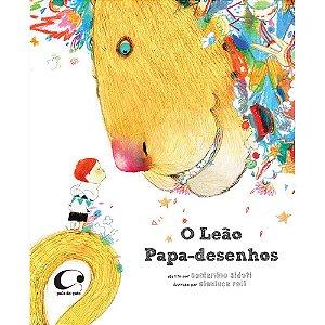 O Leão Papa-desenhos