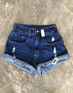 Short jeans Mom destroyed