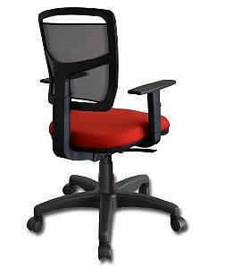 014- Cadeira Office Ergonômica de Tela Mesh