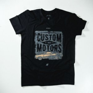 CAMISETA CUSTOM CAR