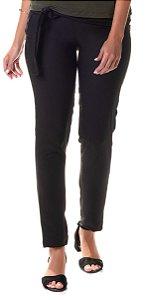 Calça Skinny em Alfaiataria - Preta