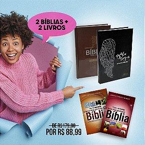 COMBO- Entenda a Bíblia Sagrada