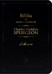 Bíblia de Estudos e Sermões de Charles Haddon Spurgeon NVT