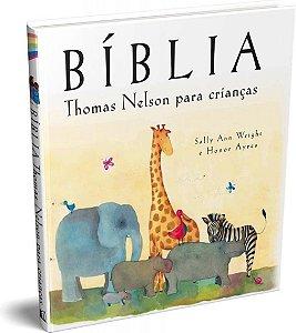Bíblia Thomas Nelson para Crianças